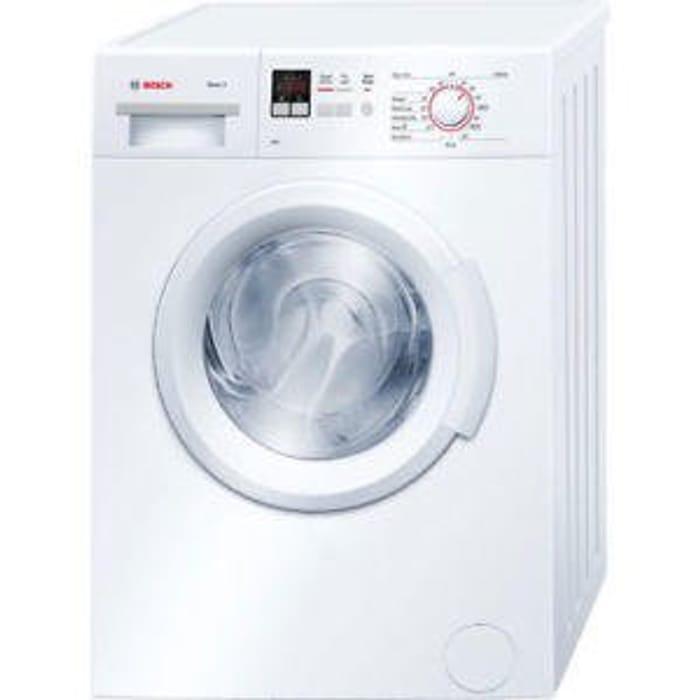 Bosch WAB28161GB Serie 2 A+++ 6Kg 1400 RPM Washing Machine White Only £231.20