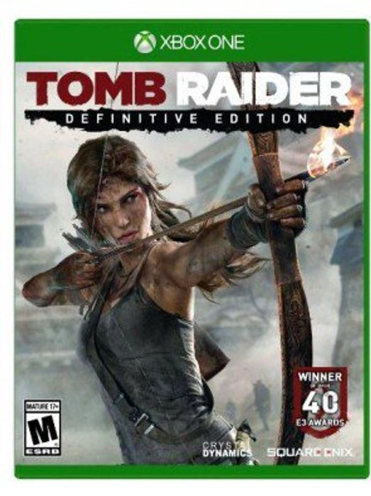 Tomb Raider: Definitive Edition (Xbox One) Digital Code