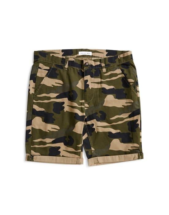 Chino Shorts Camo