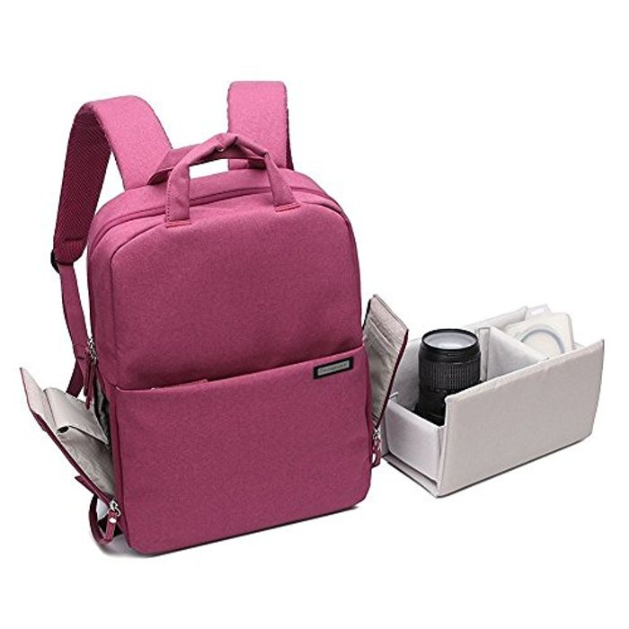 BARGAIN! Waterproof Laptop/Camera Backpack - Only £10 with code!
