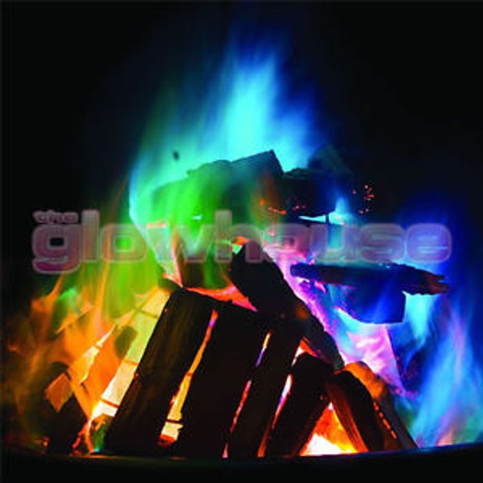 Magic Flames Colourful Bonfire Sachets pack of three
