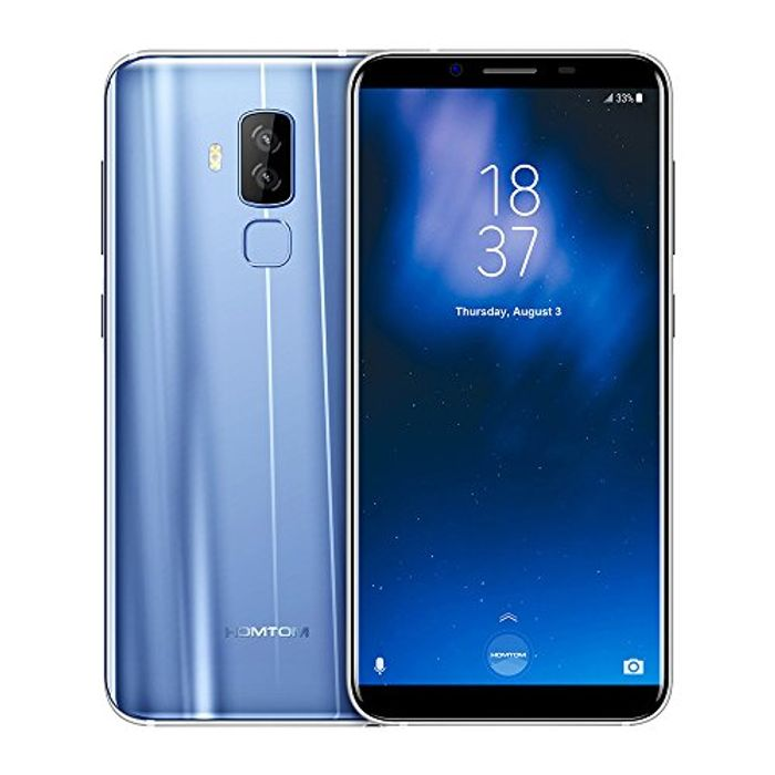 HOMTOM S8 (The Cheaper Alternative to Samsung S8)
