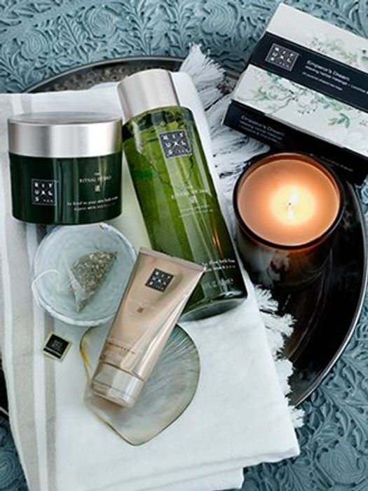 Rituals - Free Scrub 30ml and Tan Lotion 30ml When You Spend £45 or More