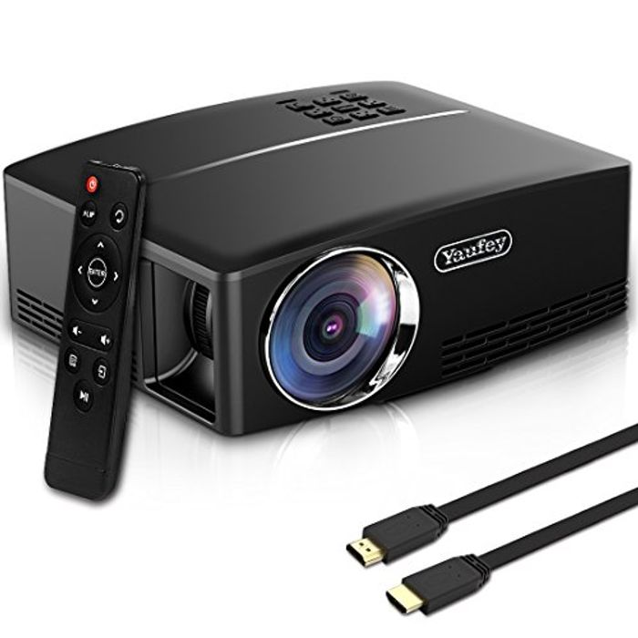 Home Cinema HD Projector - Only £34.98