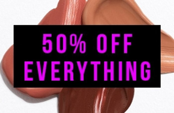 50% Nip & Fab Orders!