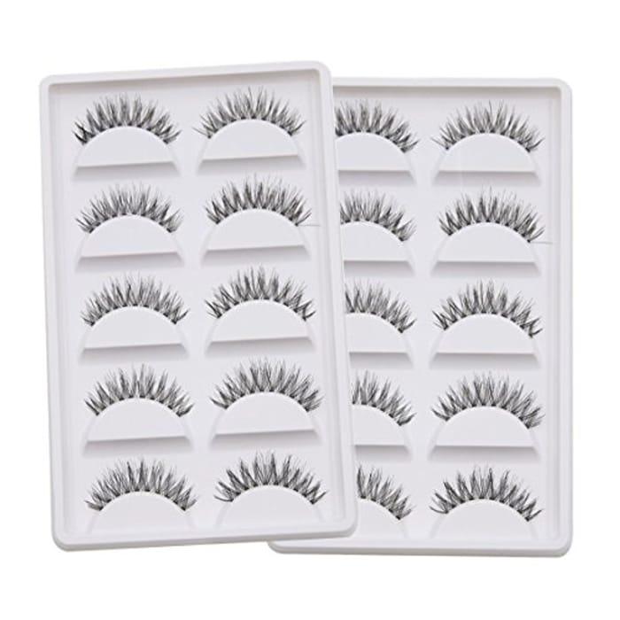 Free Fake Eyelashes From Amazon Latestdeals