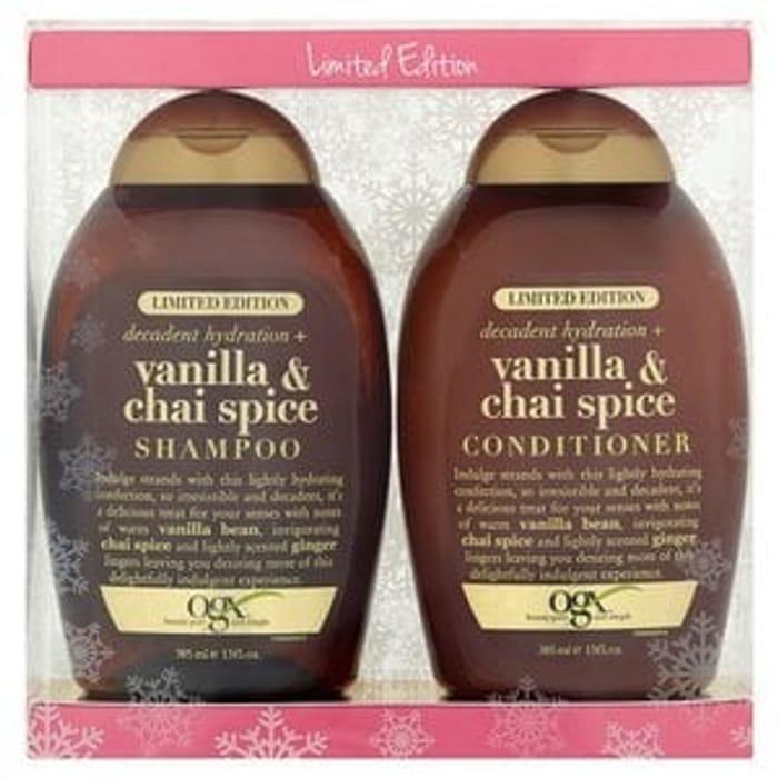 Ogx Shampoo Conditioner Gift Set 5 At Superdrug Latestdeals Co Uk