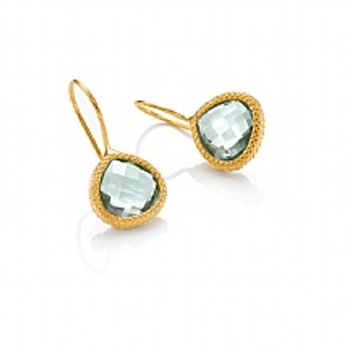 Save £84 on Blue Apatite Quartz Earrings at Pia Jewellery