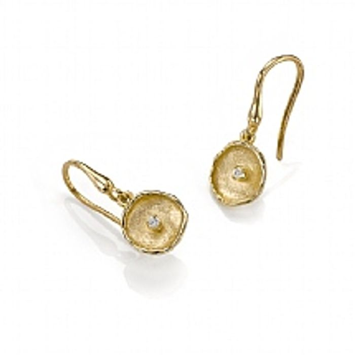 Save £135 on Captured Diamonds Drop Earrings at Pia Jewellery