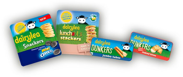 Buy Participating Dairylea Products and Win Lots of Different Prizes