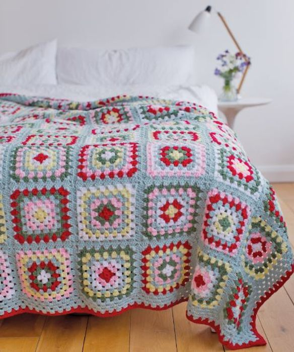 Exclusive Emma Varnam Blanket (DOWNLOAD PATTERN)