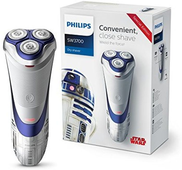 Star Wars Men's Electric Shaver