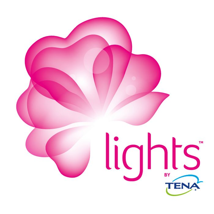 Ladys Freebie Oopps Moment Ad for Tenna Light