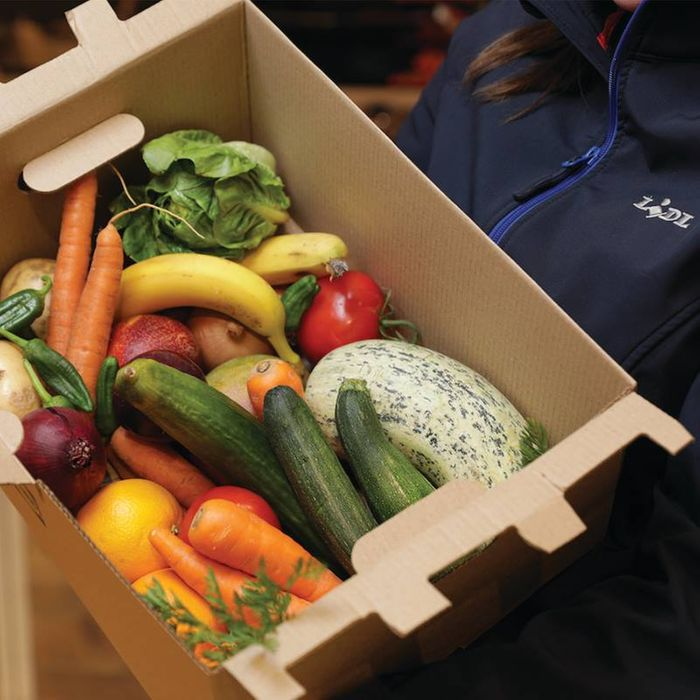 Lidl Trailing 5kg Fruit and Veg Boxes £1.50 (At 122 Stores)