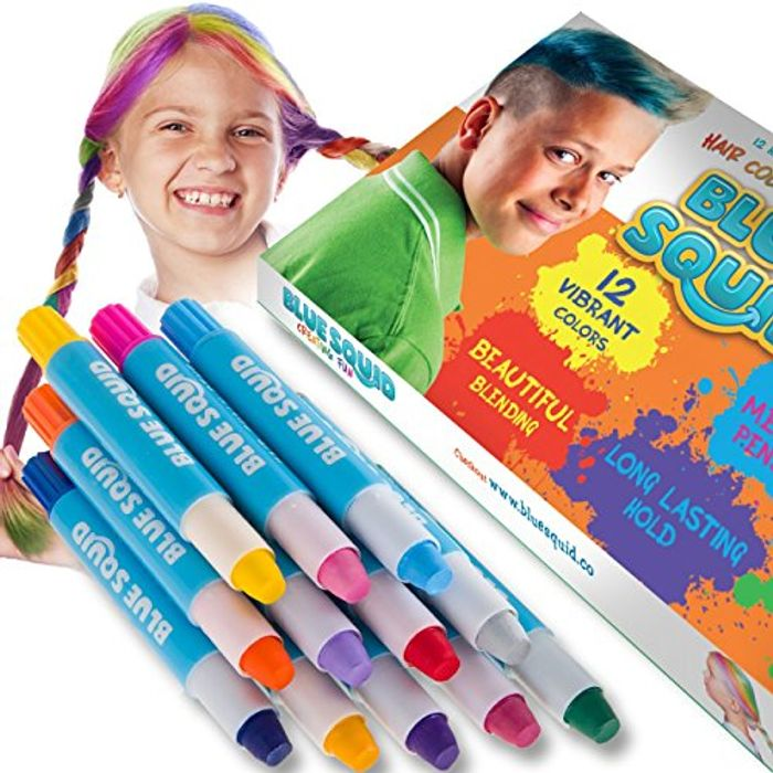 75% off Hair Chalks