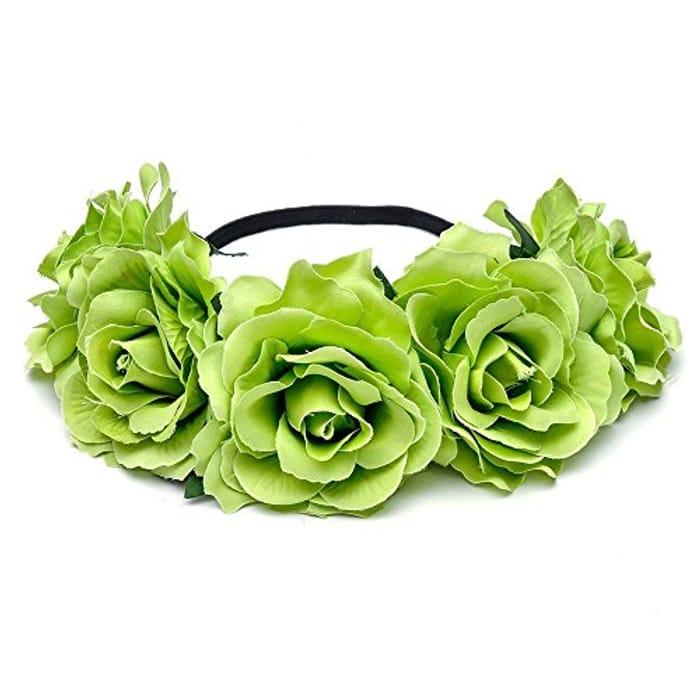 Beautiful Flower Headband.
