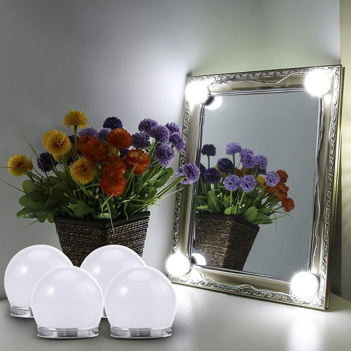 Dressing Table Bulbs, LED Vanity Mirror Lights Kit