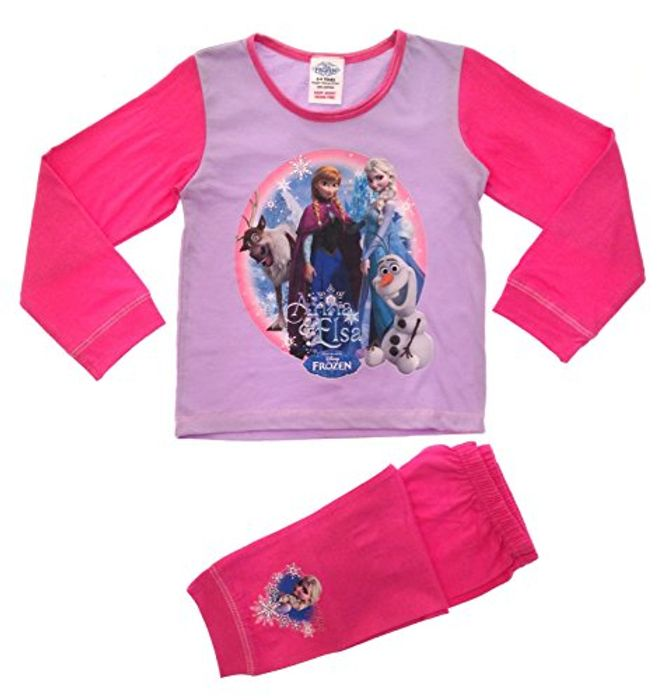 Disney Frozen Ann and Elsa Pyjamas 18-24 Months £1.99 Free Delivery