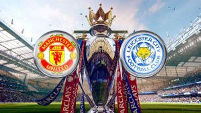Free Football Manchester United v Leicester City on Sky One (HD) -