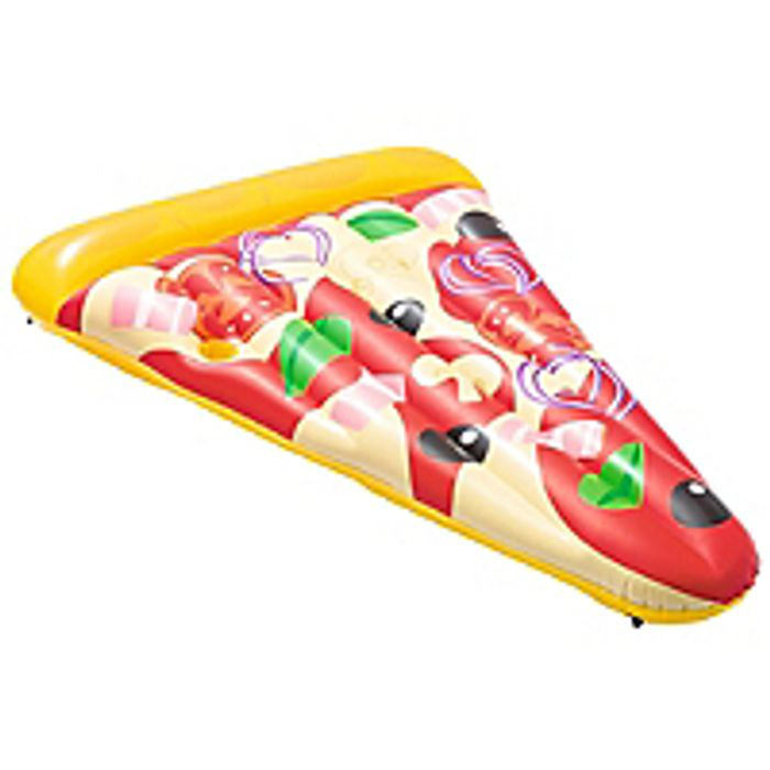 Bestway Inflatable Pizza Party Lounger Free C&C
