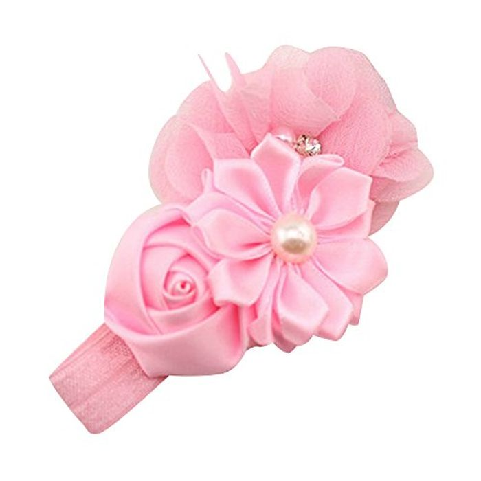Pink Babys Hairband. Free Delivery