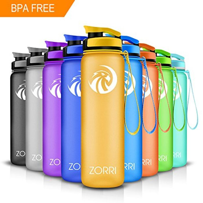 ZORRI Best Sport Water Bottle