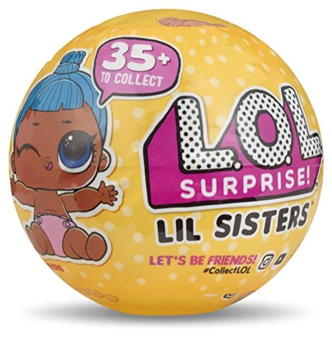 L.O.L. SURPRISE!! Lil Sister Series 3