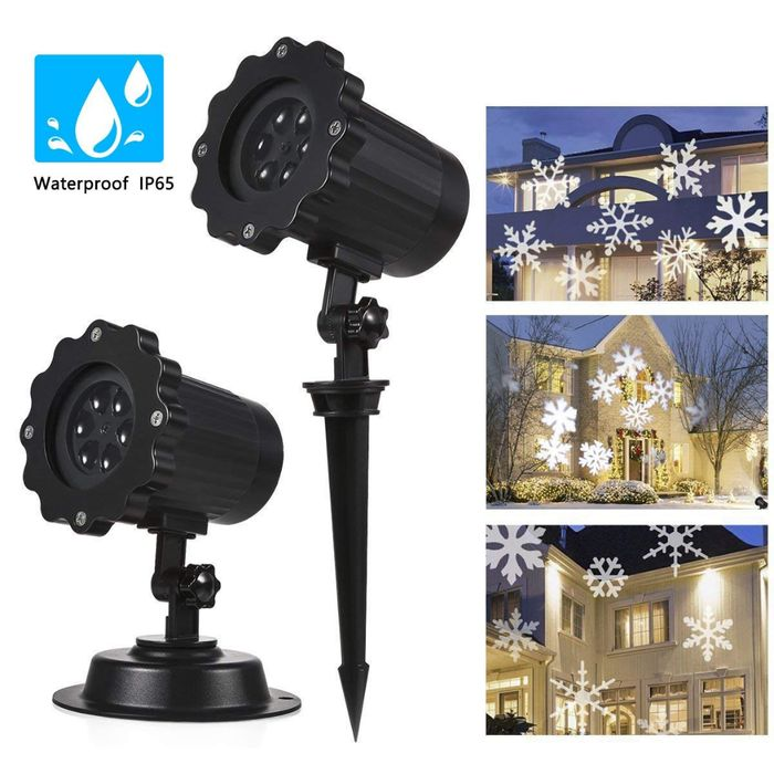 Garden Party Projector Light - Only £4.99 delivered!