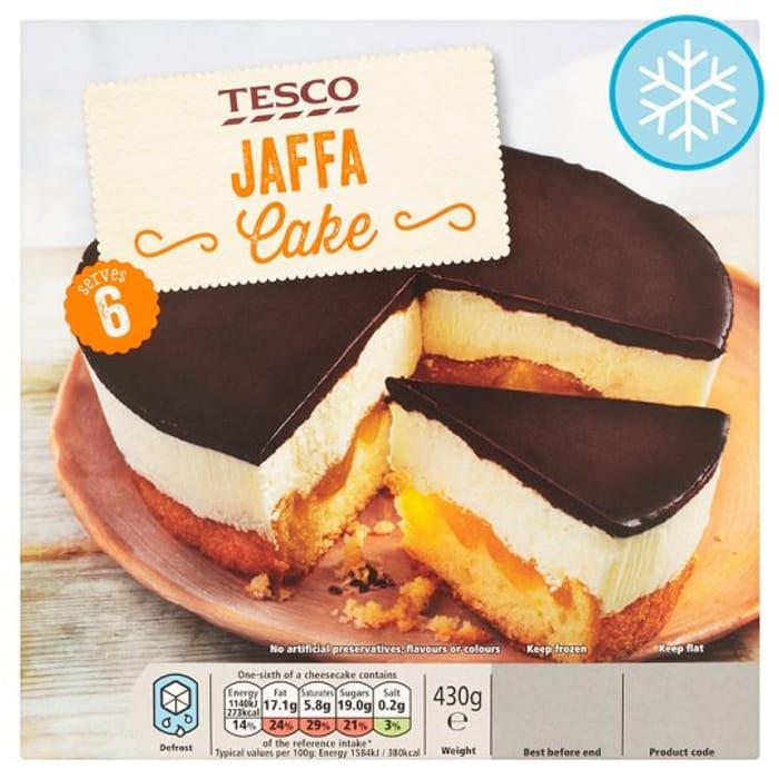 Tesco Jaffa Cake 430G