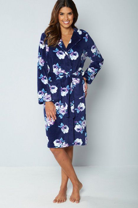 Hooded Supersoft Robe