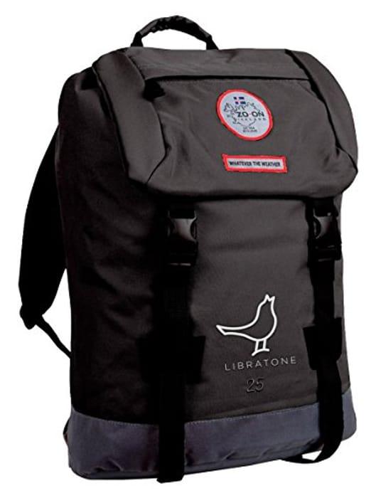 MISPRICE? Black Trekking Backpack, 25 Litre - Only £3.59 Delivered!