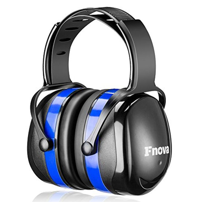 Safety Ear Muffs Hearing Protector