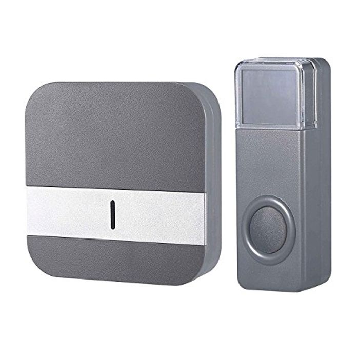 Wireless Doorbell - Only £4.69 Delivered!