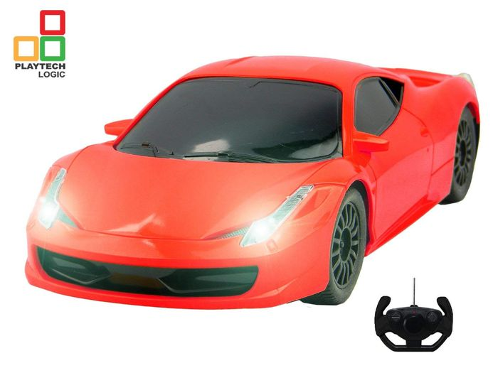 Kids Toy Ferrari 458 Italia Style RC Remote Control Car