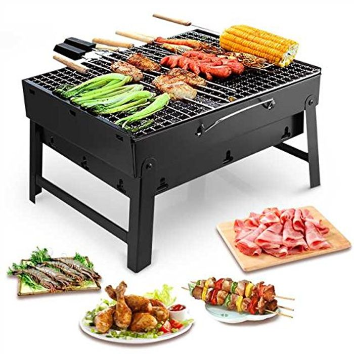 Portable BBQ - 30% Off Today!