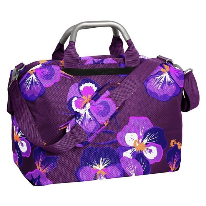 IT Worlds Lightest Oriental Floral Cabin Bag