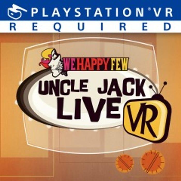 We Happy Few : Uncle Jack Live VR Demo PS4