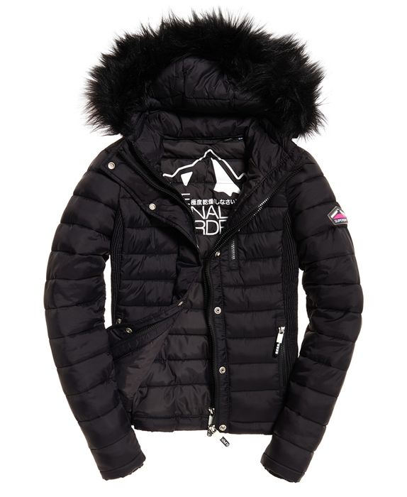 Superdry | Buy a Jacket Get a Bag Half Price - in Store Exclusive