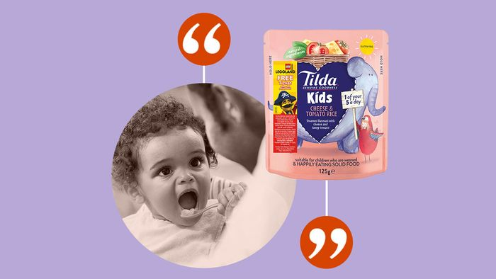 Sign up for Chance to Try out Tilda Kids Rice