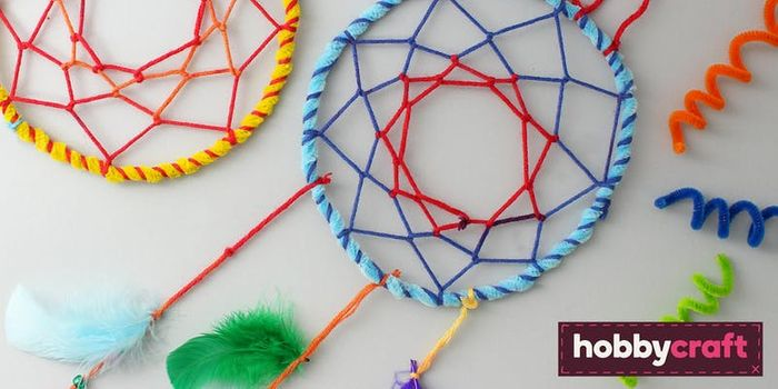 Kids' Craft Club Summer Holidays: Dream Catchers 13th, 15th and 17th August...