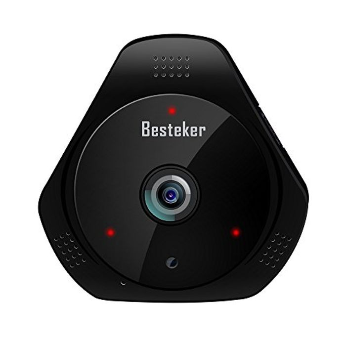 360° IP Wireless Security Camera - £10.39 from Amazon!