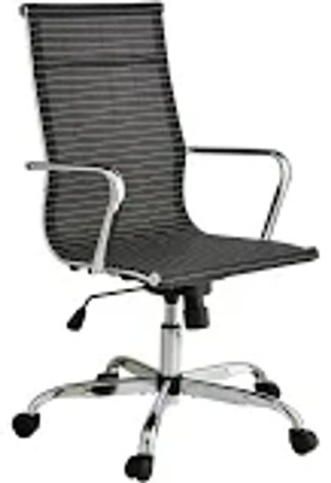 Argos Home Sleek Mesh Back Chair