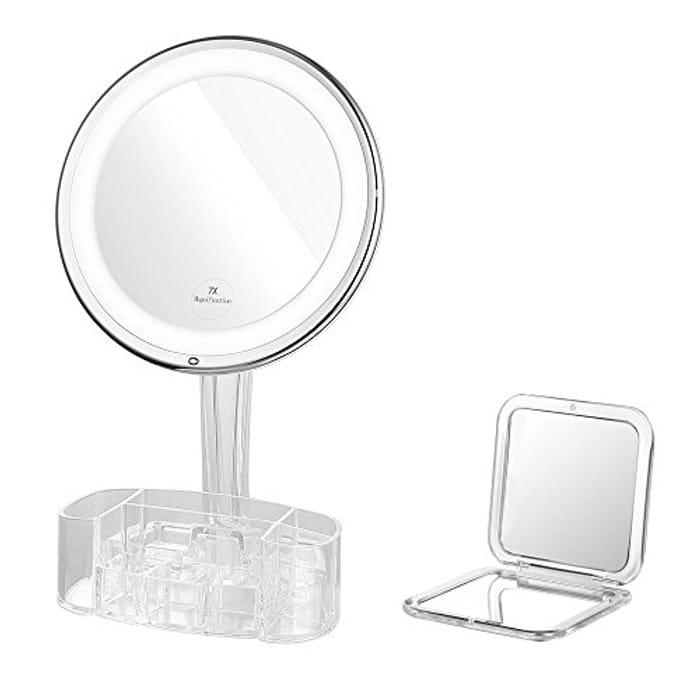 Mirror with Storage