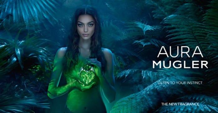 Aura Mugler Sample