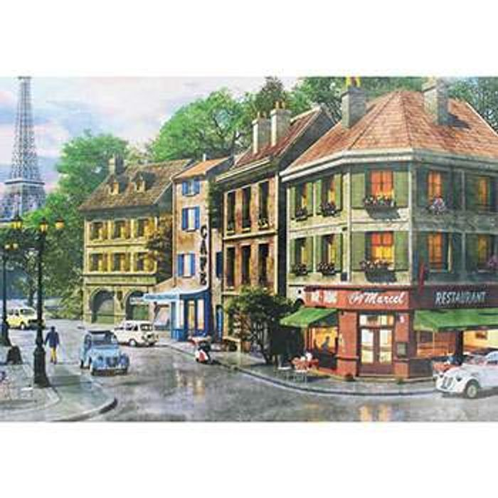Trefl Paris Streets 1000 Piece Jigsaw Puzzle