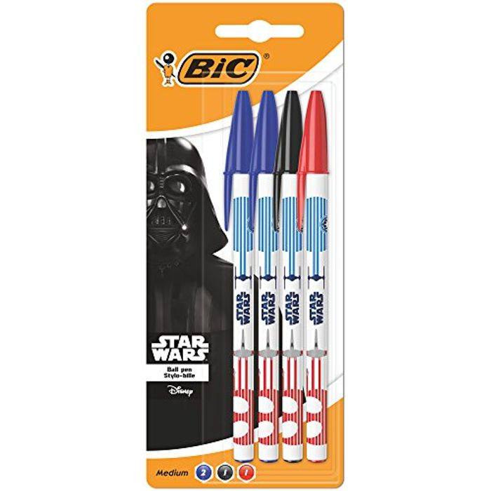 Star Wars Bic Ballpoint Pens