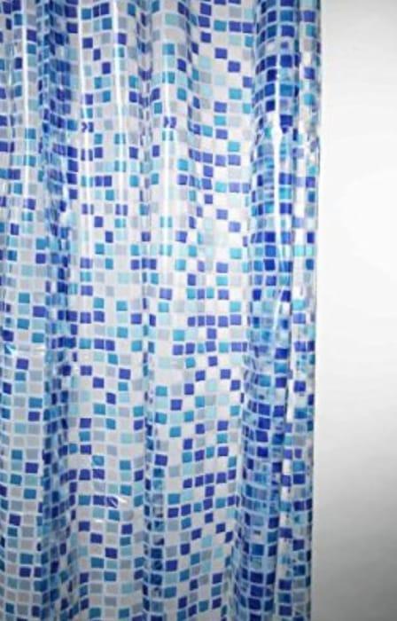 Shower Curtains Peva Mosaic