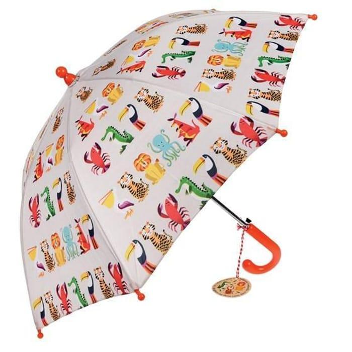 Weekend Offer- Childrens Printed Umbrellas