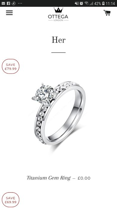 Free Ring, Pay Postage
