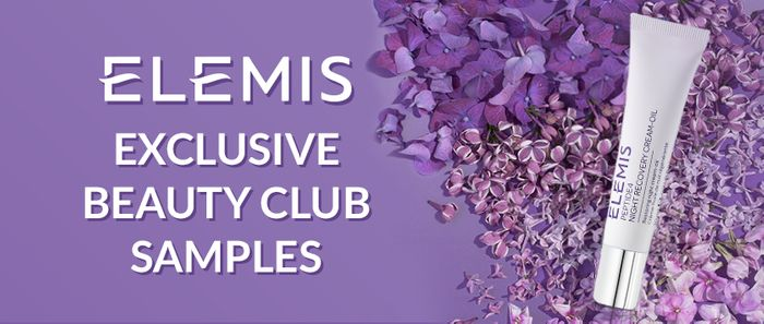 Free Elemis Sample for Debenhams Beauty Card Holders! from 17 August